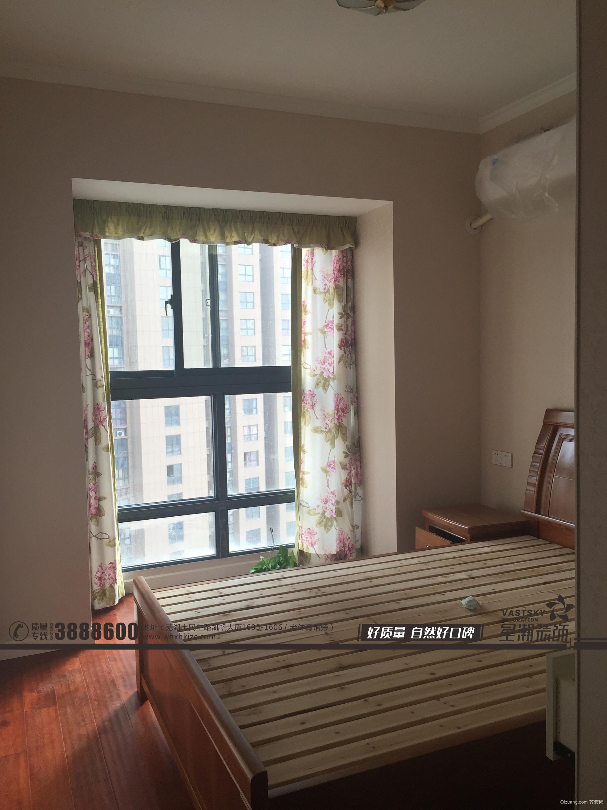 东方龙城美式风格装修效果图实景图