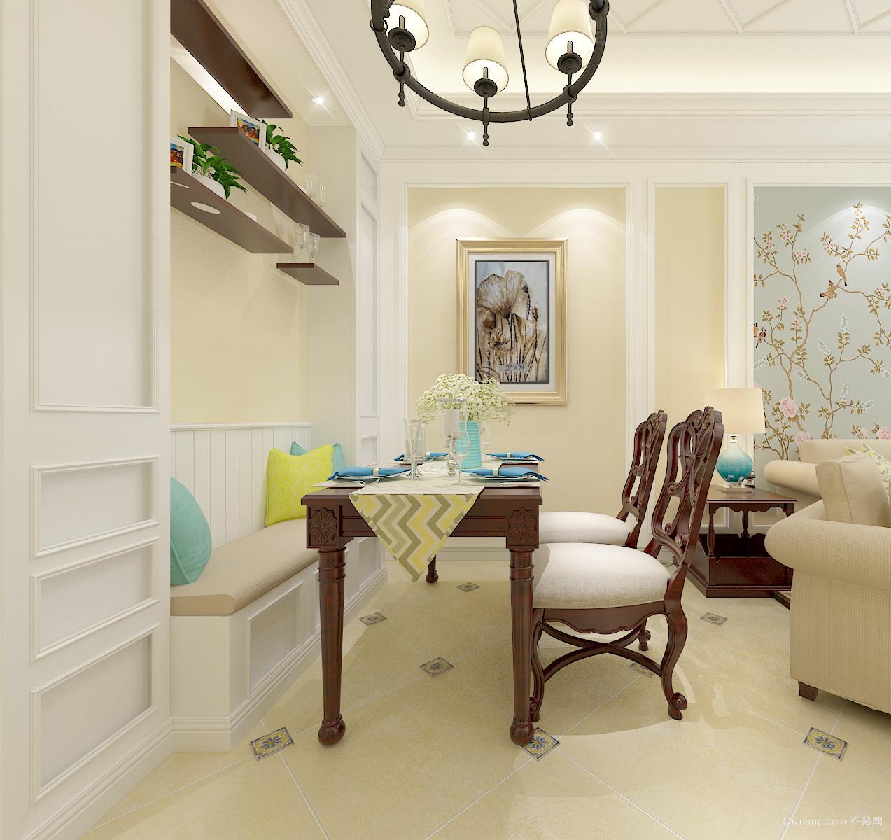 海泉湾港中旅公馆现代简约装修效果图实景图