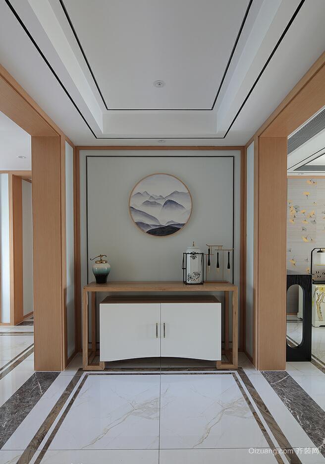 重汽莱蒙湖中式风格装修效果图实景图