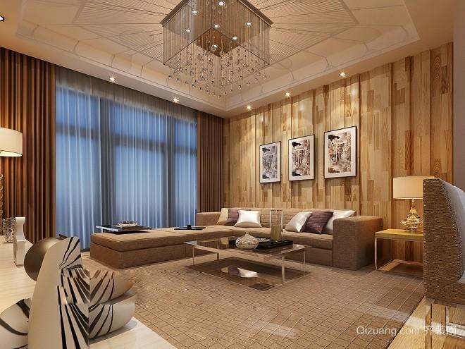 红豆·香江豪庭现代简约装修效果图实景图