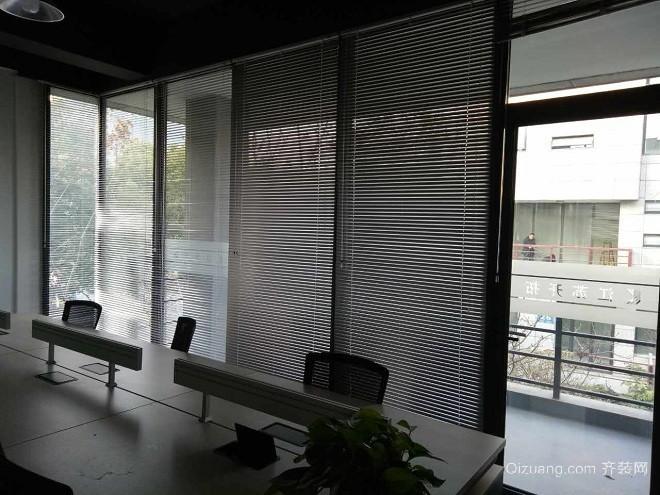 蠡湖商务园现代简约装修效果图实景图