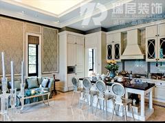 [瑞居装饰]碧桂园别墅法式风格装修效果图
