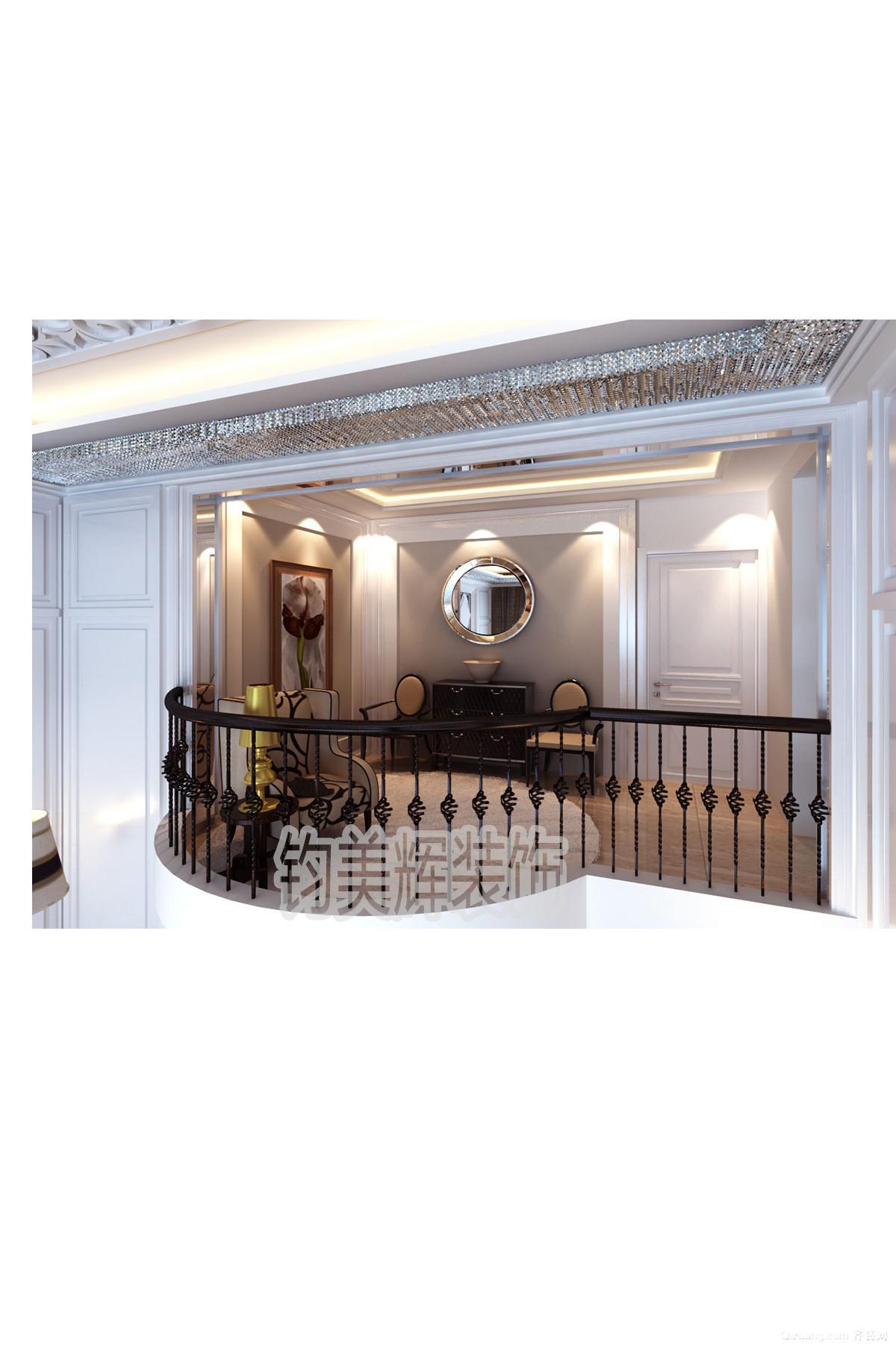 水晶堡欧式风格装修效果图实景图
