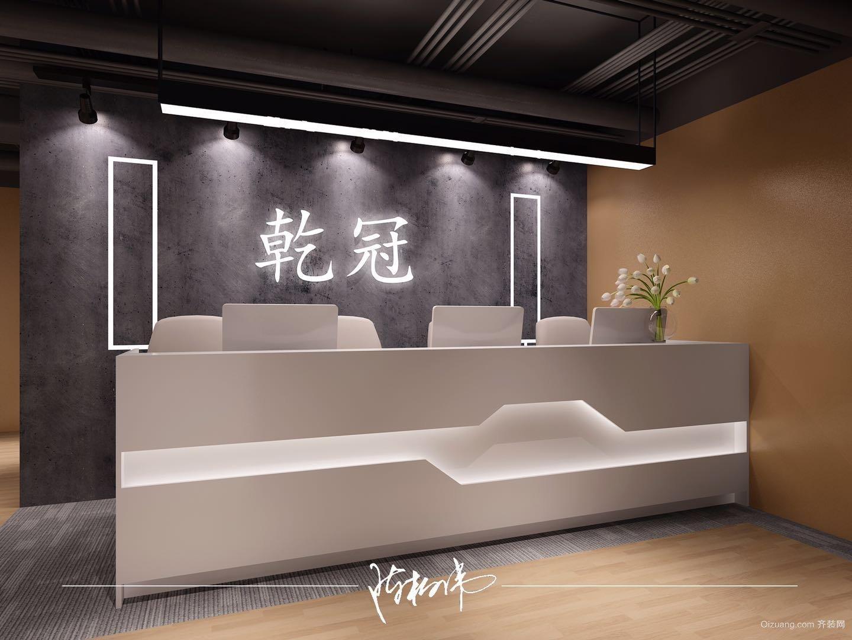 中南城现代简约装修效果图实景图