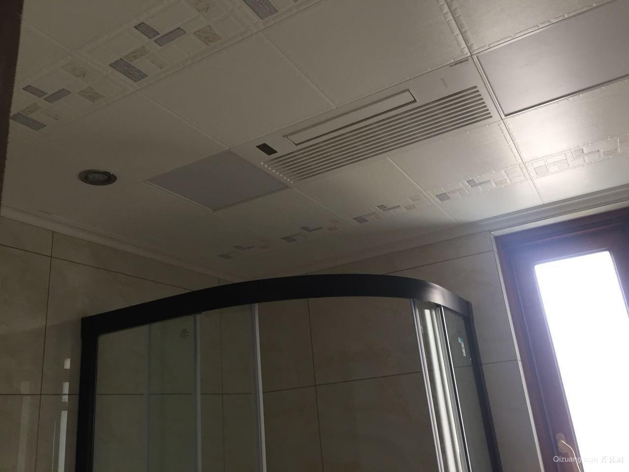 上河郡别墅欧式风格装修效果图实景图