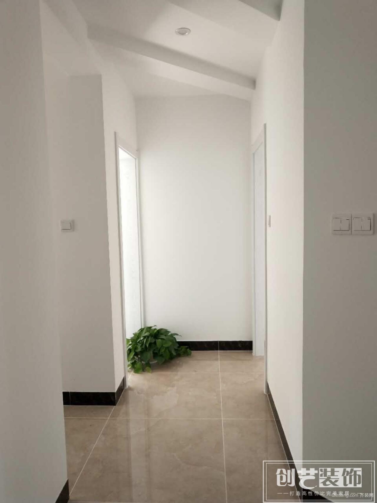 玉溪二小区9栋现代简约装修效果图实景图