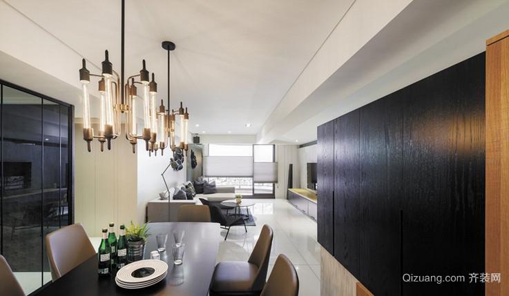 丰乐公寓现代简约装修效果图实景图