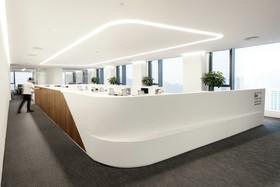 大型办公室装修