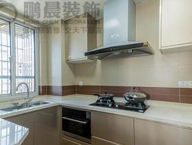 新华联梦想城115平美式乡村装饰效果图