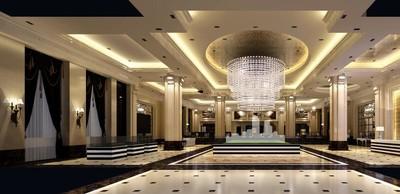 佛山酒店装修装修设计案例