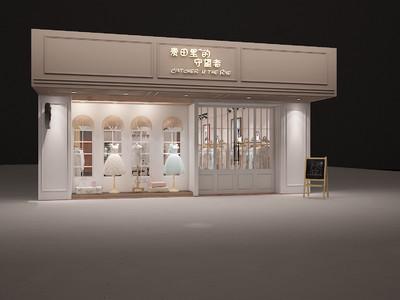 广州服装店装修装修设计案例