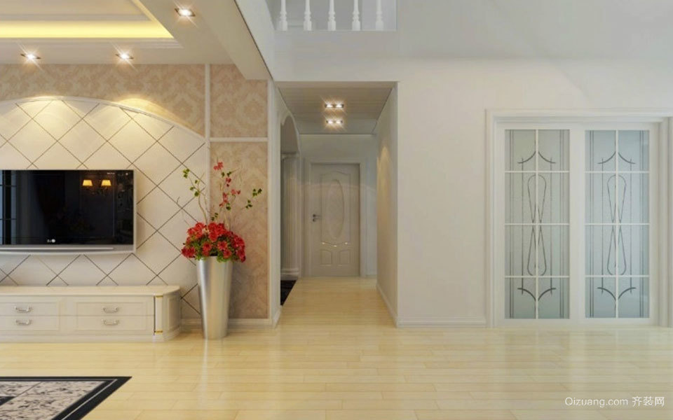 多伦多国际欧式风格装修效果图实景图