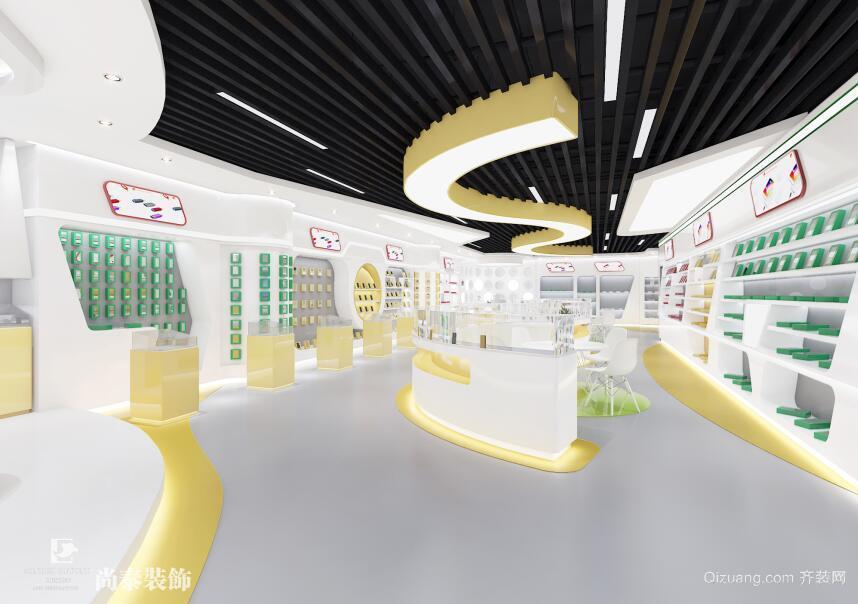 大浪联华工业园现代简约装修效果图实景图