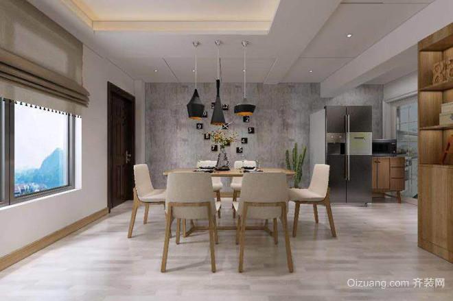 三泰大厦现代简约装修效果图实景图