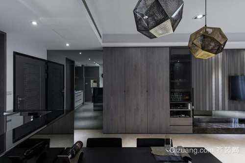 旧房改造变新房欧式风格装修效果图实景图