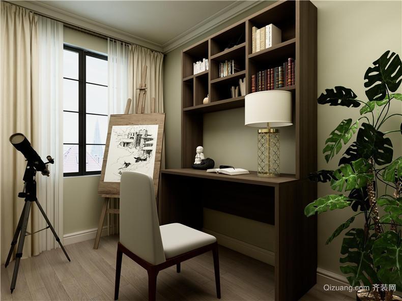 新城璟棠中式风格装修效果图实景图