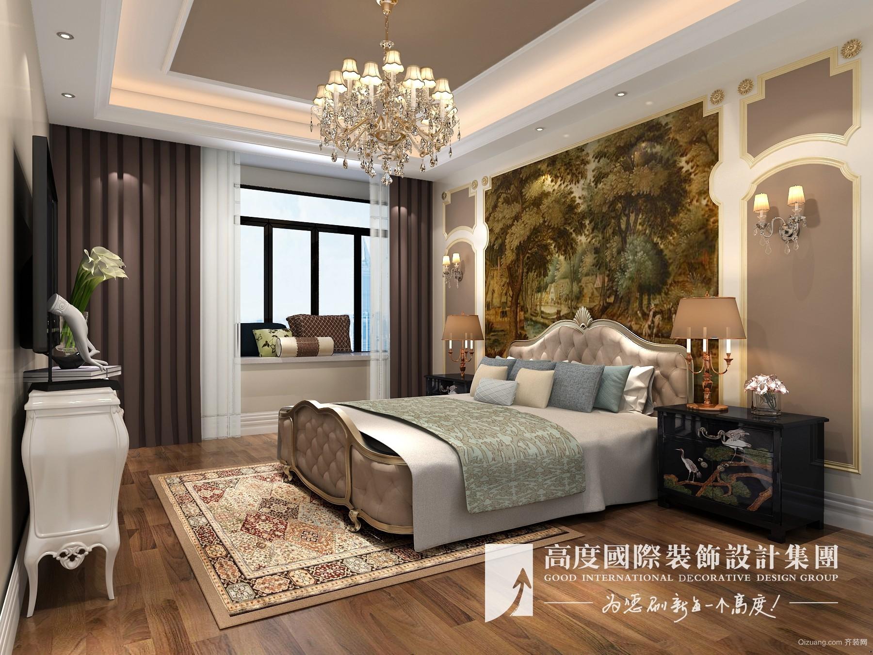 广夏城其他装修效果图实景图