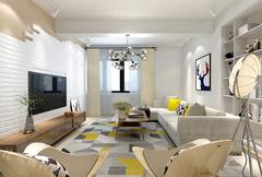 六合家园现代简约装修案例