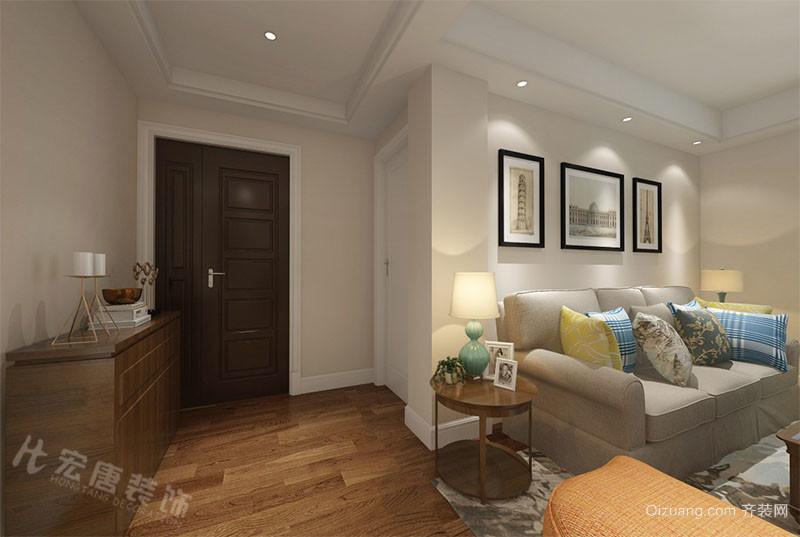六合家园美式风格装修效果图实景图