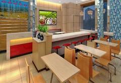 工装案例5餐厅