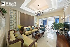 杭州280㎡欧式风格装修效果图