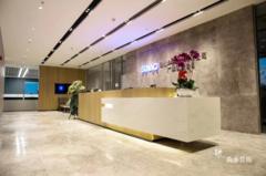 融创中国广深区域办公室装修