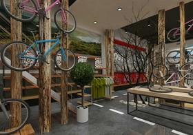 自行车店铺