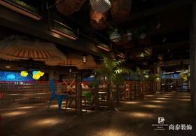 风情四季椰子鸡音乐主题餐厅