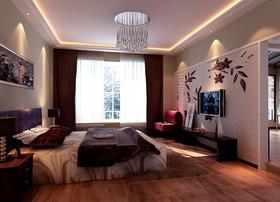香格里拉美泉别墅装修设计案例