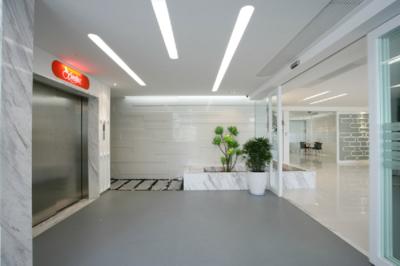 沛县办公室装修装修设计案例
