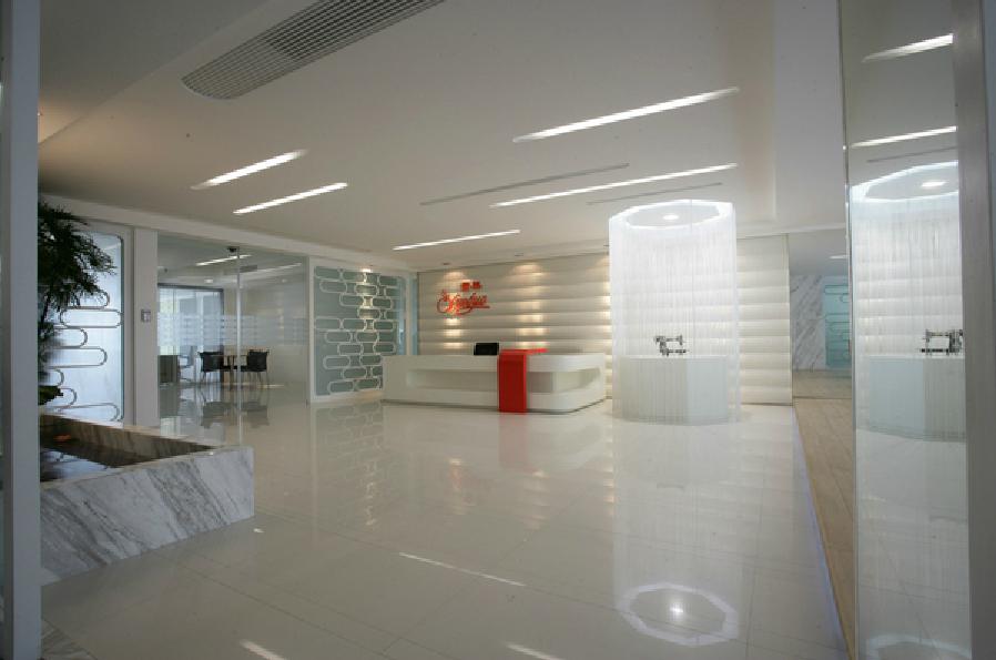 办公室装修古典风格装修效果图实景图