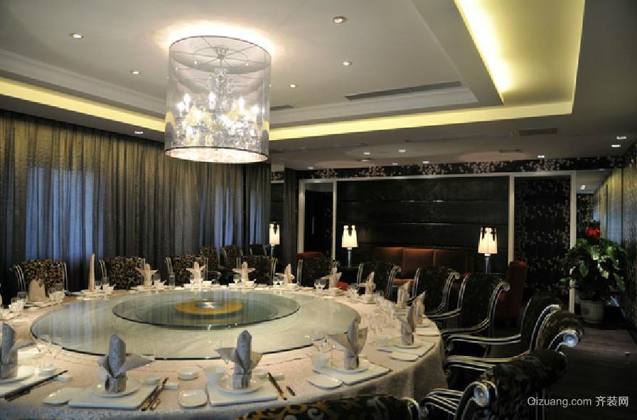 酒店装修地中海风格装修效果图实景图