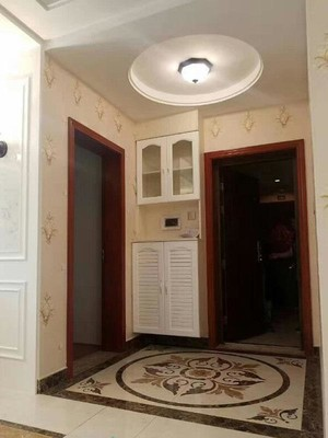扬州140㎡欧式风格装修效果图