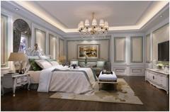 别墅欧式风格装修案例