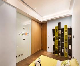 132现代极简二居装修设计案例