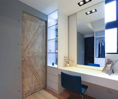 金山142简约宜家三居装修设计案例