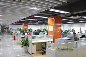 上海国经网络科技有限公司 办公室