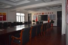 雪枫小学党建室