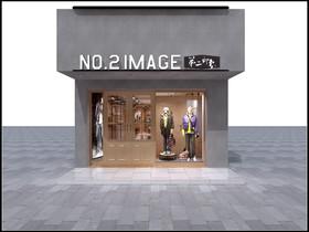 鹰潭永盛百货后步行街第二印象服装店