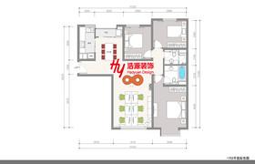 三盛广场办公住宅