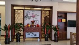 温州唐朝装饰