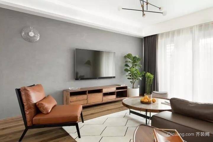 金和家园现代简约装修效果图实景图