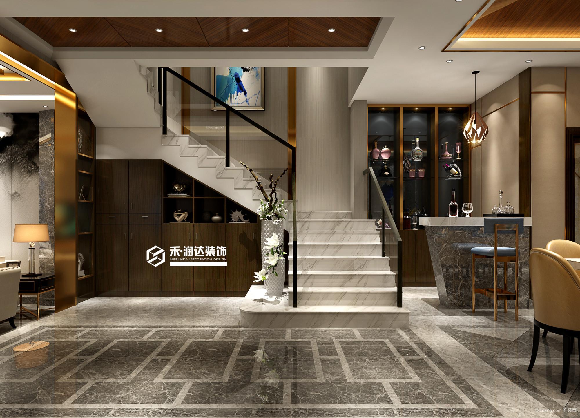 广汉别墅其他装修效果图实景图