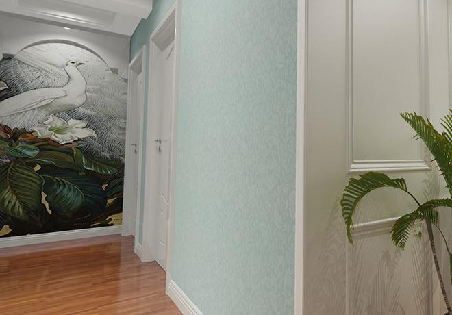 春晖家园美式风格装修效果图