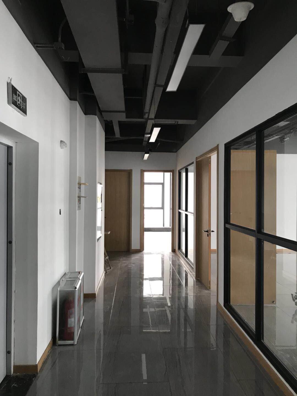 国家通信产业园1号楼泰生生物合计有限公司现代简约装修效果图实景图