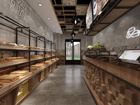 西式烘焙餐厅