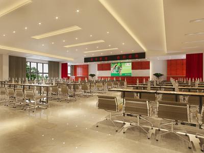 徐州会议厅装修设计案例