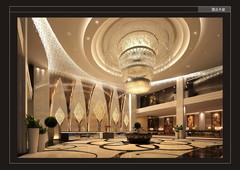 [智爱家装饰]金乡东湖标准四星国际大酒店