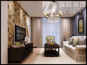[瑞居装饰]新华联梦想城美式风格装修效果图
