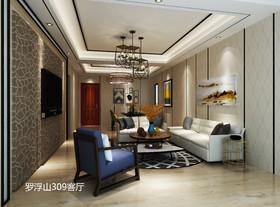 惠州市罗浮山现代风格陈先生雅居